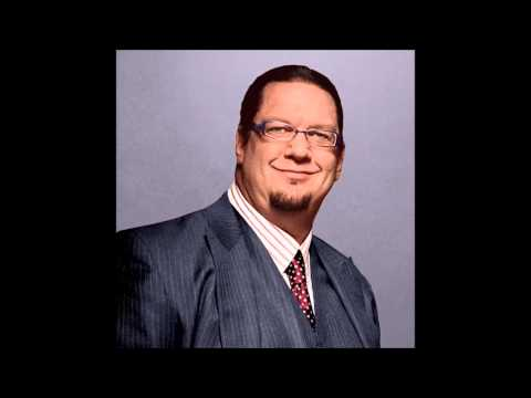 Penn Jillette on Violent Video Games