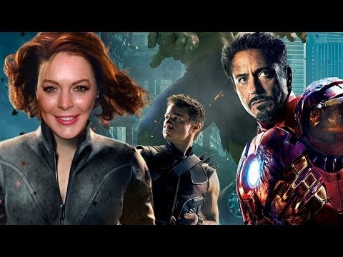 Lindsay Lohan Was Almost Cast In The Avengers?