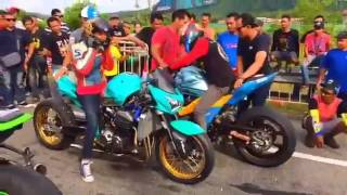 Malaysian Sbk Drag Race 2017 True Street
