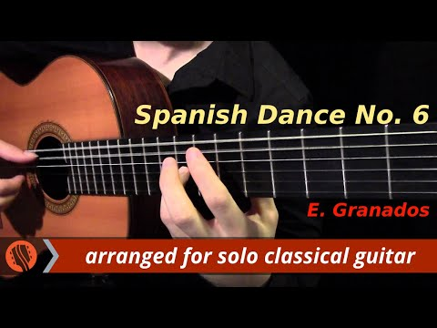 Гранадос Энрике - Spanish Dance No6 Aragonesca