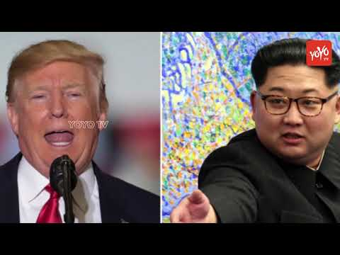 सिंगापुर में हो सकती है ट्रंप और किम की मुलाकात, US राष्ट्रपति ने मांगे सुझाव | YOYO TV Hindi