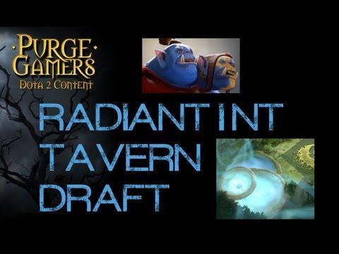 Dota 2 Radiant Int CM Tavern