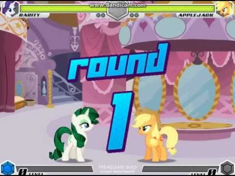 MLP Fighting Is Magic Elmo Vs. DarkRainbowDash #8