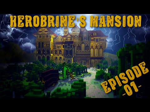 Minecraft – Herobrine's Mansion – Episode 1 – ft. TheSleepyKitten (HD) – 2MineCraft.com