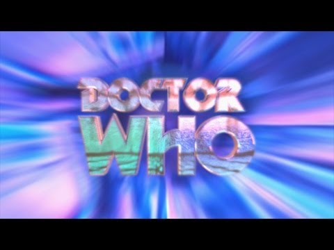 Doctor Who: 50th Anniversary Title Sequence 2013 video