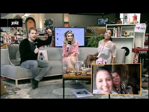 Marina and the Diamonds - Interview segments (Joiz TV 16/03/2012)