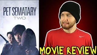 Pet Sematary 2 (1992) - Movie Review | No Brain, No Pain