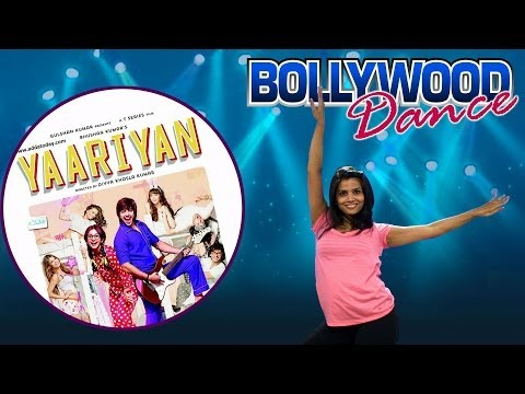 Sunny Sunny || Easy Dance Steps Part 1 || Yaariyan video