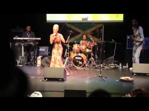 Reggae star factor semi finals, empress Imani