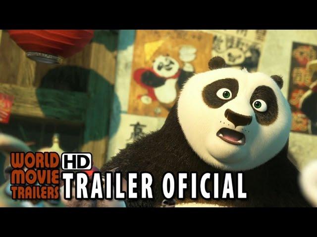 Kung Fu Panda 3 Trailer Oficial Dublado (2016) HD