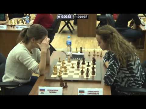 2014 Women's World Blitz Championship Round 3
