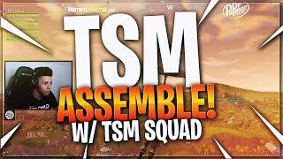 TSM Myth - THE BOYS ARE BACK IN TOWN!!! (Fortnite BR Full Match)