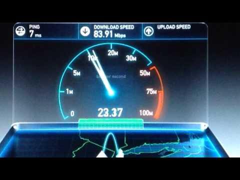 Verizon FiOS QuantumSM 75 Mbps/35 Mbps Internet
