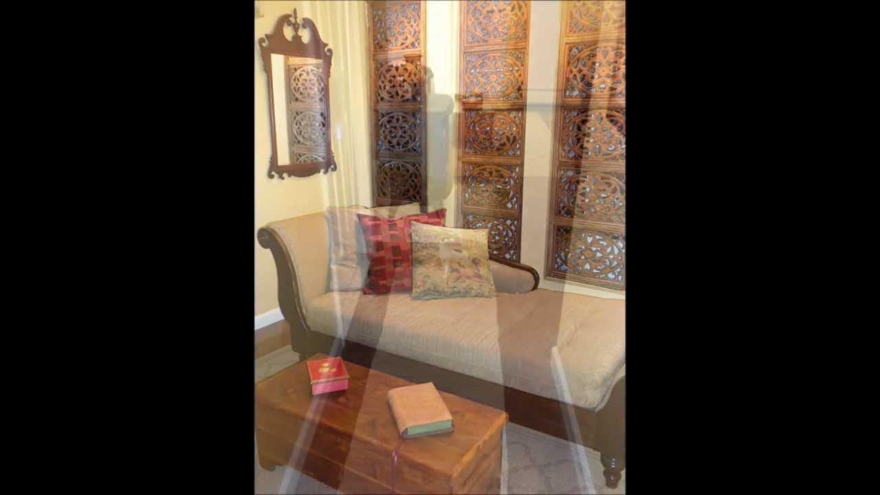 Diy Brown Craft Paper Flooring Youtube