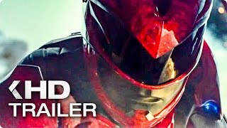 POWER RANGERS Trailer 2 (2017)