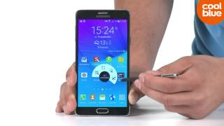 Samsung Galaxy Note 4 smartphone Preview (NL/BE)
