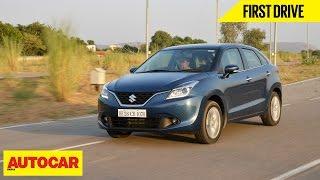 Maruti Baleno   First Drive   Autocar India
