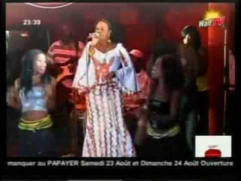 Senegal FATOU LAOBE concert