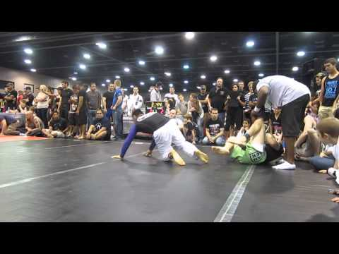 Casey Hudson (Takedown) vs. TBD (Alvarez BJJ) - 2013 F2W/WGC Torque Open