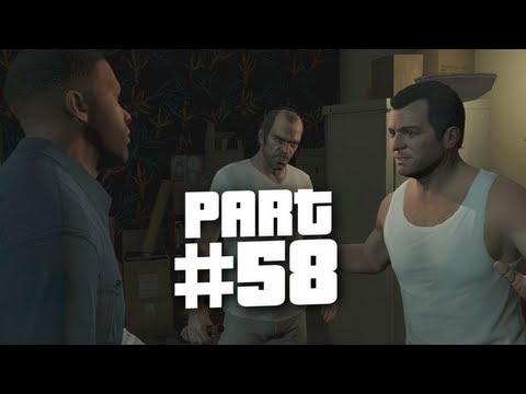 Grand Theft Auto 5 Gameplay Walkthrough Part 58 - Surveying the Score (GTA 5)