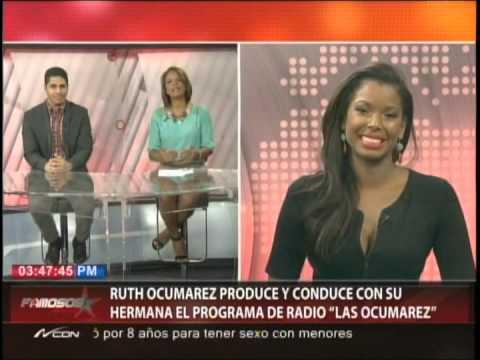Entrevista a ex reina de belleza, Ruth Ocumarez en #FamososInside