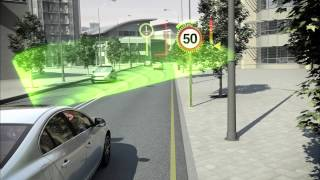 Volvo Road Sign Information Technology Overview