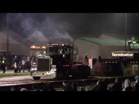 Mont Alto PA Semi Truck Pull 5-18-13 Ronnie Meyers