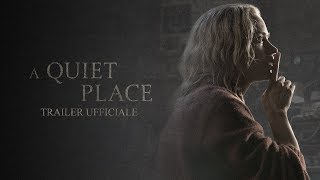A Quiet Place - Un posto tranquillo | Full online Ufficiale #2 HD | Paramount Pictures 2018 Poster