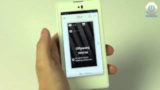 YotaPhone - обзор первого в мире смартфона с двумя экранами