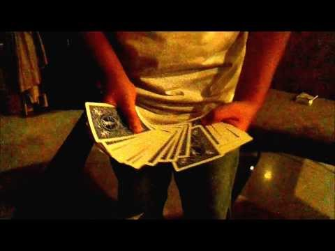 Master Pickpocket Card Trick Revealed
