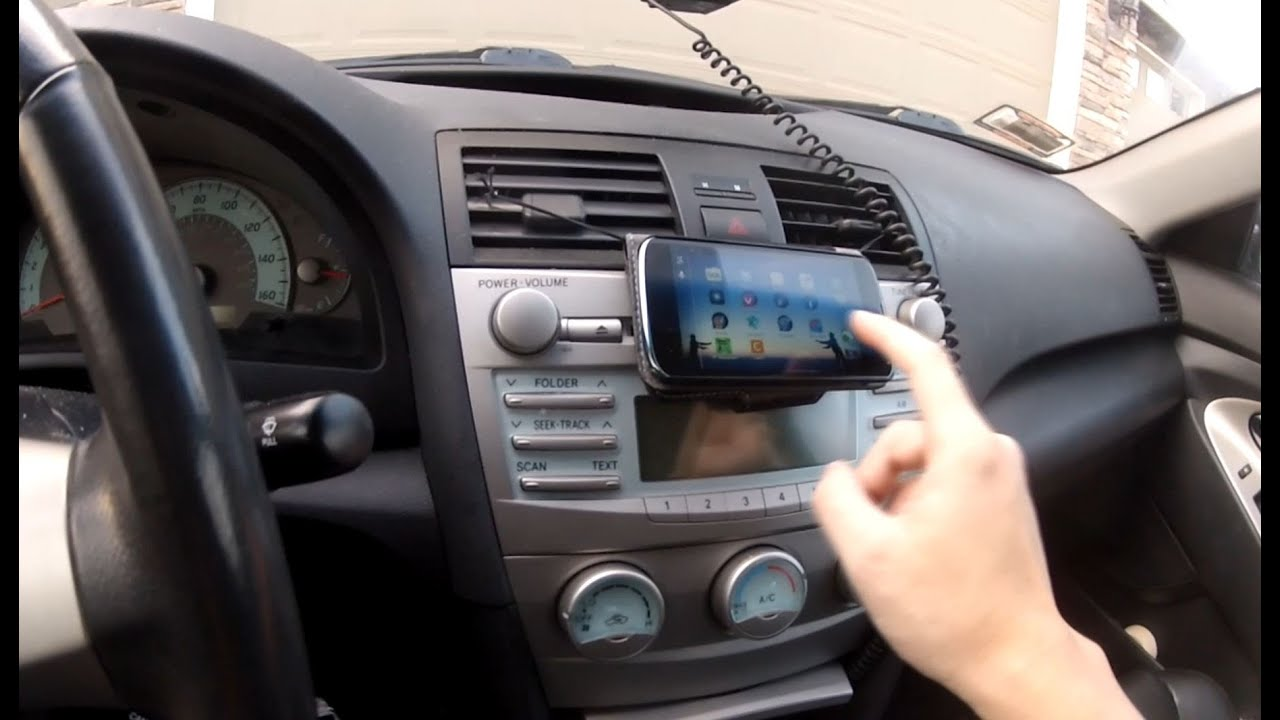 Best Phone Car Mount For Just 2 Dollars Youtube