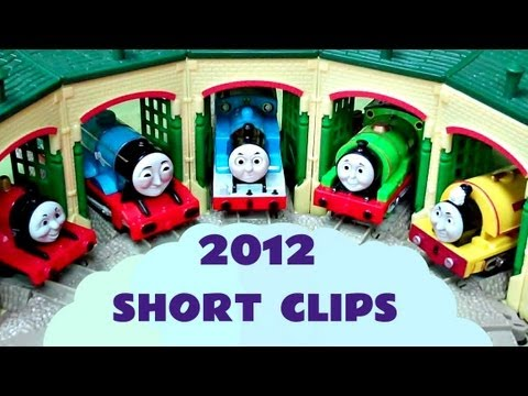 Thomas & Friends Review 2012 Kids Toy Train Set Thomas The Tank Engine