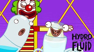 Hydro and Fluid - At the Circus | Cartoons for Children | Kids TV Shows | WildBrain Cartoons