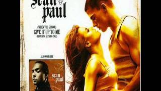 Watch Sean Paul Give It Up To Me video