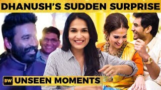 Dhanush 39 S Rowdy Baby Live Performance At Soundarya 39 S Wedding Excitement Shared By Photographers