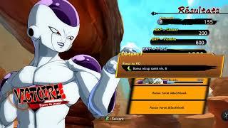 Dragon Ball fighter Z - arc 2