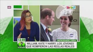 William, Kate y Harry han cambiado la cara de la Corona Británica