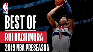 BEST OF RUI HACHIMURA From 2019 NBA Preseason