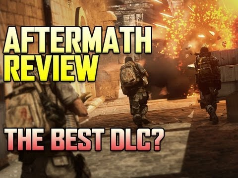 Battlefield 3 Aftermath Review