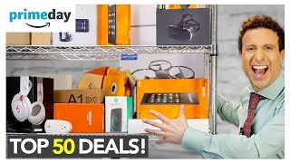 Best Amazon Prime Day 2018 Deals (Top 50!)