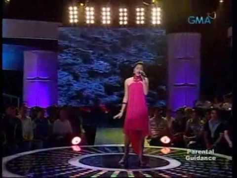 Carol Leus - I Turn To You (Pinoy Idol)