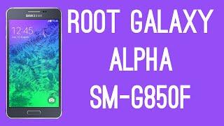 Samsung Galaxy Alpha nasıl root edilir? SM-G850F root atma