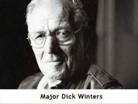 In this segment, recorded on 12th January 2011, Ross Owen reads tributes to Major Winters from Tom Hanks, Steven Spielberg and the cast of Band Of Brothers. Major Dick Winters passed away...