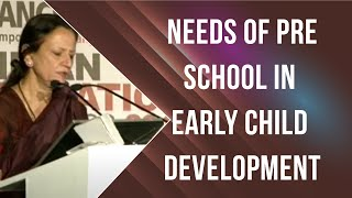 Early Child Development   The New First
