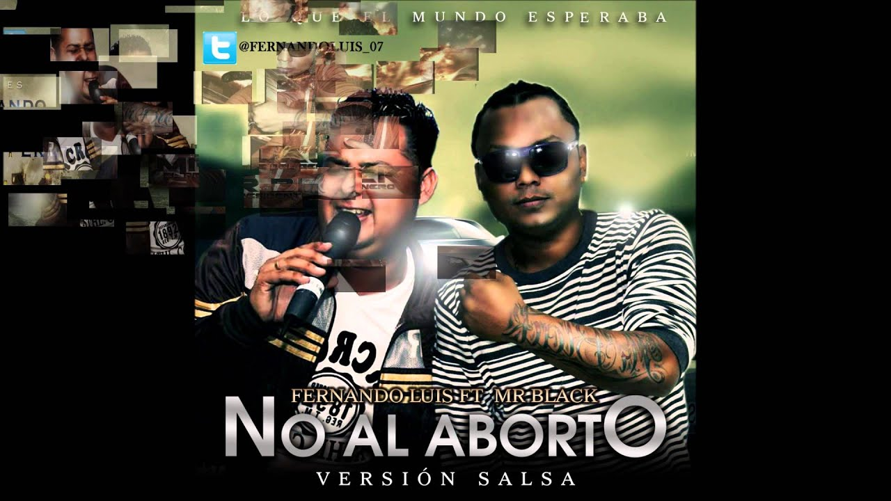 No al aborto mr black mp3 download