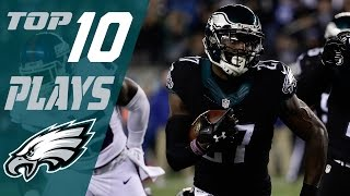 Eagles Top 10 Plays of the 2016 Season   NFL Highlights
