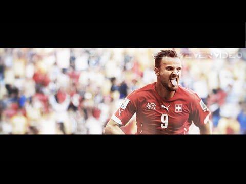 Haris Seferovic / Eintracht Frankfurt 2014-2015 / Skills Dribbling Goals / Full ᴴᴰ 1080p