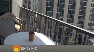 Unit 814-C Summerhouse Panama City Beach Vacation Condo