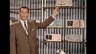 Vintage 1960s RCA Victor Radio 'Infomercial'
