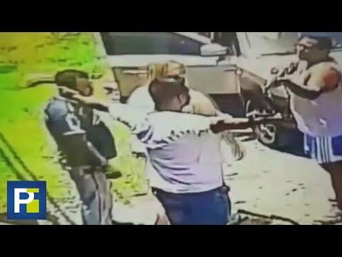 De un disparo, sujeto destroza el brazo de otro hombre en Costa Rica